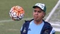 Depois da derrota para o Nacional-URU,Marcelo Oliveira não resistiu à pressão e foi demitido do Palmeiras.