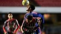 Desta vez Ganso nada pôde fazer e São Paulo ficou só no 0a 0 com o Sport