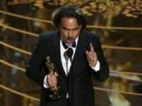 O diretor mexicano Alejandro G. Iñárritu conseguiu a sua dobradinha. Depois de ganhar o Oscar de melhor direção de Birdman, ele repete o feito com O Regresso.