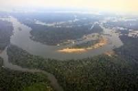 A usina hidrelétrica de Belo Monte faz parte do Programa de Aceleração do Crescimento (PAC).