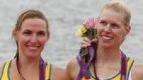 Sarah Tait (Remo - Austrália - 33 anos). Prata nos Jogos Olímpicos de Londres, ex-remadora morreu de câncer.Sarah Tait(à direita) conquistou a medalha ao lado de Kate Hornsey (à esquerda) na prova do Dois Sem.