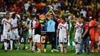 Ao passar para as quartas de final, a Costa Rica já tinha quebrado o recorde de melhor campanha de uma seleção da América Central na história das Copas.
