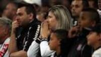 Corinthians arrancou empate nos acréscimos, mas não foi o suficiente
