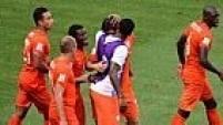 A virada histórica com gols nos últimos minutos leva o time holandês às quartas. A equipe enfrentará a Costa Rica