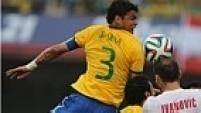A destreza mostrada na goleada sobre a seleção do Panamá, na terça-feira, passou longe da seleção brasileira nesta sexta.