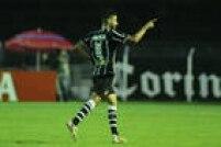 ZagueiroVinicius Del'Amore abriu o placar na goleada do Corinthians sobre o Paysandu por 6 a 0