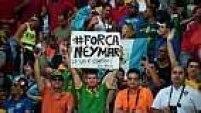Apesar da classificação para a semifinal, o torcedor brasileiro não conseguiu comemorar muito: Neymar está fora da Copa.