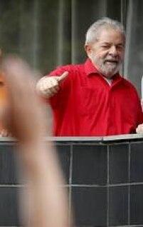 Lula é um dos maiores alvos dos protestos deste domingo, 13