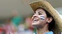 Honduras, que não marcou nenhum ponto nesta Copa do Mundo, entrou em campo com poucas chances de classificação.