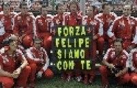 Nove dias depois do acidente, Massa embarcou rumo ao Brasil, onde passou por uma série de exames no Hospital Albert Einstein - e recebeu alta