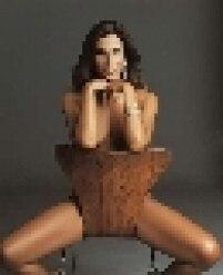 Mônica Veloso em ensaio da Playboy deste mês