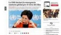 """O argentino lembrou que a última vez que a OMS havia publicado tal alerta foi em 2014, pelo ebola. A determinação """"obriga até os países fora da região afetada a implementar medidas para evitar o vírus"""", pontua."""