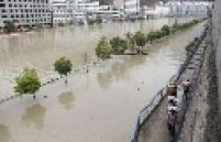 Fortes chuvas e deslizamentos trazem mais miséria à China; cerca de 10.500 pessoas ficaram presas