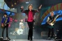 Rolling Stones, com Mick Jagger, Ronnie Wood, Keith Richards e Charlie Wattsfazem apresentação histórica em Havana, em Cuba