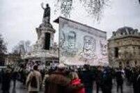 Esta semana também marca o aniversário de um ano contra o Charlie Hebdo e um supermercado judeu em Paris