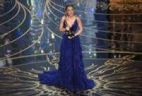 Brie Larson vence o prêmio de Melhor Atriz do Oscar 2016 por 'O Quarto de Jack'