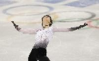 O japonês Yuzuru Hanyu confirmou o seu favoritismo e conquistou a medalha de ouro na patinação artística em Sochi. O atleta de 19 anos se tornou o primeiro patinador da história a quebrar a marca dos 100 pontos, após uma apresentação perfeita.