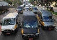 A carreata seguiu pela Avenida Doutor Arnaldo e pelas Rua da Consolação, Dona Maria Paula e Líbero Badaró, travando o trânsito no centro