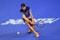 Milos Raonic não conseguiu segurarAndy Murray, que virou jogo e avançou à decisão do Aberto da Austrália