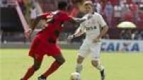 Na Ilha do Retiro, Corinthians ganha o segundo jogo seguido no Campeonato Brasileiro