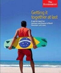 Na edição de 24 de fevereiro de 2010, a Economist trouxe um especial sobre a economia brasileira