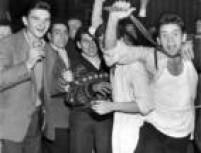 Estreia em São Paulo do filmeAo Balanço das Horasfoi nodia 20 de dezembro de 1956
