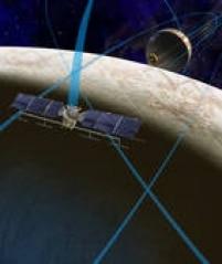 A missão fará um reconhecimento detalhado de Europa, a principal lua de Júpiter e investigará se esse satélite congelado possui condições para a existência de vida. A previsão é que o lançamento ocorra em 2020.