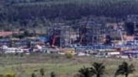 SCA5257 CANAÃ DOS CARAJÁS - ECONOMIA - ESPECIAL DOMINICAL - Fotos gerais da cidade de CANAÃ DOS CARAJÁS no sul do PARÁ, onde a mineradora VALE, desenvolve as obras de construção da usina do Projeto Ferro Carajás S11D, na foto  módulos que irão formar a Usina S11D. Eles começaram a ser montados em painéis na horizontal.FOTO SERGIO CASTRO/ESTADÃO.