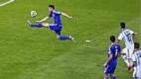 No entanto, o segundo gol passou longe de deixar a Argentina tranquila, já que a Bósnia apertava a saída de bola.