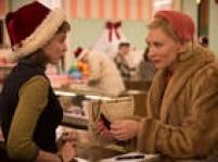 A expectativa na categoria de Melhor Atriz também é grande. Cate Blanchett concorre com o papel de Carol Aird, mulher casada que descobre outro tipo de amor ao conhecer Therese Belivet, interpretada por Rooney Mara