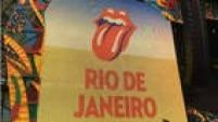 Maior show da carreira da banda foi no Rio, na praia de Copacabana. Desta vez eles tocam no Maracanã