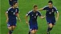 Em apenas 14 minutos de jogo, Keisuke Honda fez jogada individual em cima de Yaya Touré e abriu o placar com um belo gol.