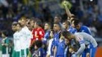 Pelo Brasileirão, o Palmeiras foi a Belo Horizonte para encarar o Cruzeiro na 11ª rodada