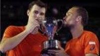 Bruno Soares conquistou o seu primeiro Grand Slam ao vencer nas duplas com Jamie Murray