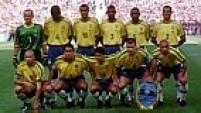 Capitão do tetracampeonato, Dunga também carregou a braçadeira na Copa do Mundo de 1998, na França