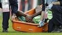 Mesmo sem sofrer gols, quem levou a pior foi a Nigéria, que ainda perdeu o zagueiro Oboabona, que saiu do estádio de cadeira de rodas.