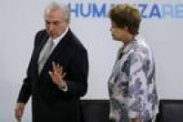 "Abr/2015: Temer diz que impeachment de Dilma é ""impensável"""