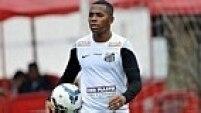Robinho pode fazer a sua quarta passagem pelo time da Vila Belmiro