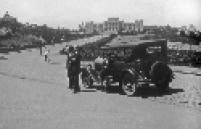 """O museu no ano de 1927, com imagens do livro """"Transformações Urbanas"""""""