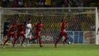 O São Paulo foi surpreendido ao ser goleado pelo Audax nas quartas de final do Paulistão