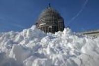 Muitos locais estão em estado de alerta para a chegada da tempestade Jonas, a primeira do inverno