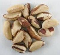 """Castanha do Pará: """"Rica em selênio, que é fundamental para produção de Glutationa, potente antioxidante produzido em nosso organismo e que atua combatendoradicais livres e prevenindodiversos tipos de câncer. Selênio é fundamental ainda para conversão do hormônio T4 em T3, este último é o hormônio mais ativo produzido pela glândula tireoide. A má funcionalidade da glândula está relacionada à diminuição do metabolismo basal, que favorece o aumento de peso por acumulo de gordura"""""""