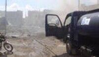 Regiões da Síria são alvo de ataques russos desde o dia 30 de setembro