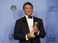 Sylvester Stallone saiu vencedor por sua atuação nofilme 'Creed'