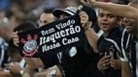 Após a derrota do Internacional, o Corinthians precisava de uma vitória para igualar a pontuação do time colorado, vice-líder do Brasileirão.