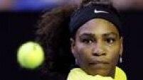 Serena Williams precisou de apenas 44 minutos para derrotar Daria Kasatkina com um duplo 6/1