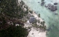 Ondas de tsunami na Indonésia invadiram até 600 metros de terra firme