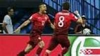 Em partida emocionante na Arena Amazônia, Portugal empatou no último minuto com os Estados Unidos e continua vivo no Grupo G.