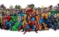 Os quadrinhos da Marvel (hoje pertencente à Disney) conquistaram muitos jovens com histórias de super-heróis como o Homem-Aranha, X-Men, Capitão América e o Quarteto Fantástico - franquias que são umas das mais bem sucedidas dos quadrinhos.