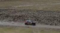 Carlos Sainz finalmente levou uma etapa do Rali Dacar após ficar em primeiro na sétima fase